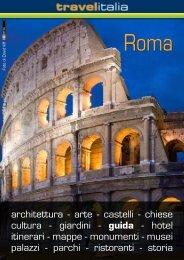 Guida roma PDF - Guide - Travelitalia
