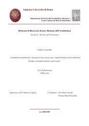 Sapienza Universit di Roma - Padis