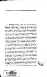 Di un libro del Dott.Ottone Hartwig sulla storia antichissima di Firenze