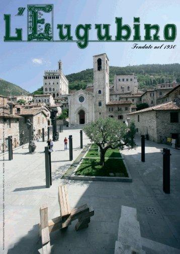 Scarica il periodico - Associazione Maggio Eugubino