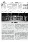 MOISE et PHARAON - Il giornale dei Grandi Eventi - Page 3