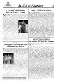 MOISE et PHARAON - Il giornale dei Grandi Eventi - Page 5
