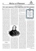 MOISE et PHARAON - Il giornale dei Grandi Eventi - Page 6