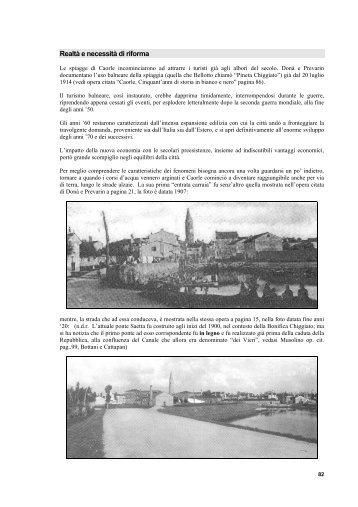 """""""Gli edifici dell'ex Consorzio Peschereccio"""" parte terza"""