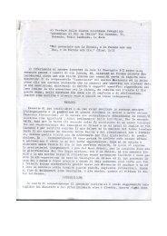 Questa è la lettera di dimissioni che il fratello ... - La nuova Via