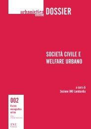 urbanistica DOSSIER #2 - Urbanistica informazioni