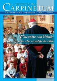 L'incontro con Cristo - La parrocchia dei Ss. Gervasio e Protasio di ...