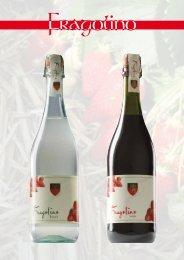 Fragolino rosso e bianco - Martinelli Vini srl