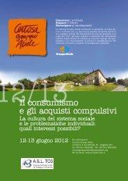 Il consumismo e gli acquisti compulsivi - Infohandicap