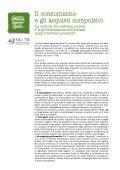 Il consumismo e gli acquisti compulsivi - Infohandicap - Page 2