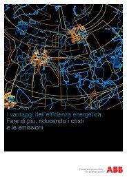I vantaggi dell'efficienza energetica - Politecnico di Milano
