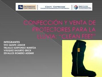 el proyecto - Universidad Continental