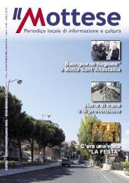 Il Mottese - APRILE - Ok.indd - La Svolta Editrice