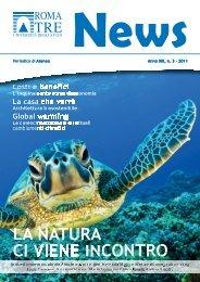 Roma TRE News n.3 2011 - Servizio di hosting - Università degli ...