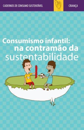 Consumismo Infantil na contramão da sustentabilidade