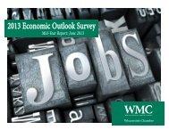 2013 Economic Outlook Survey