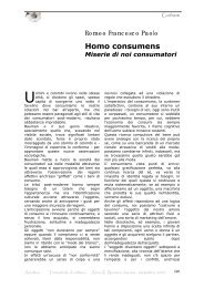 Homo consumens - Amaltea