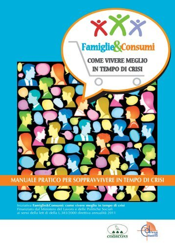 Famiglie e Consumi - Codacons