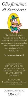 Olio di Savochetta - Page 2