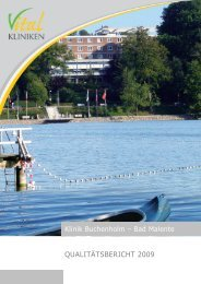 Qualitätsbericht 2009_Klinik_Buchenhom_Druckversion