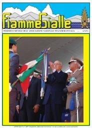 periodico mensile dell'associazione nazionale finanzieri d'italia — anfi