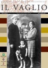 Anno 6 - Numero 3 Luglio - Settembre 2010 - Circolo culturale ...