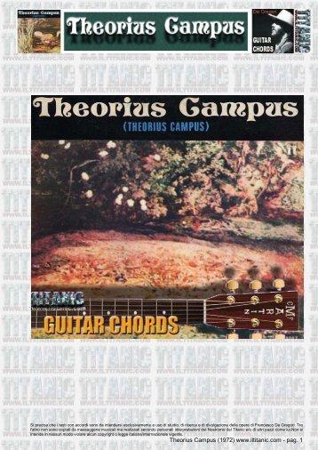 Theorius Campus (1972) www.iltitanic.com - pag. 1
