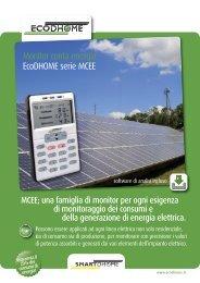 Brochure EcoDHOME serie MCEE - Opera Soluzioni