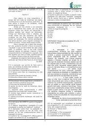 Simulado Caixa Econômica Federal – maio/2010 1 - cejurgs
