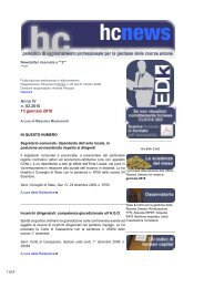 hcnews 02-2010.pdf - EDK Editore