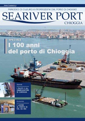 SEARIVER PORT - ASPO CHIOGGIA
