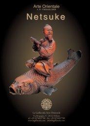 Netsuke - n. 9 - Febbraio 2009 - La Galliavola - Arte Orientale