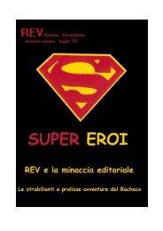 REV - numero cinque - Super eroi.pdf - Autistici/Inventati