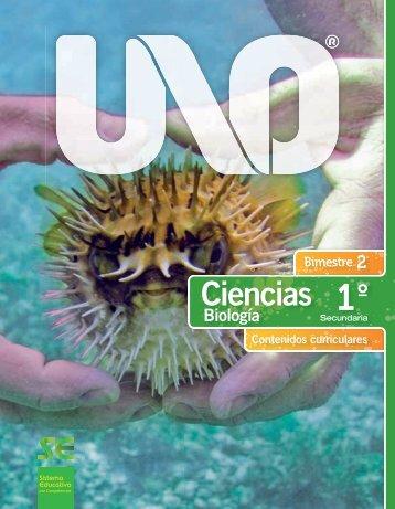 UNO SEC CIEN-BIO 1 B2 p1.indd