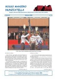 Rosso Maniero ottobre 2006 - Associazione Nazionale Ex Allievi ...
