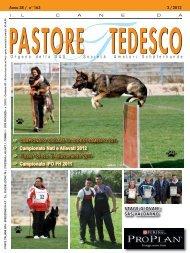 Campionato sociale di addestramento 2011 - SAS Italia