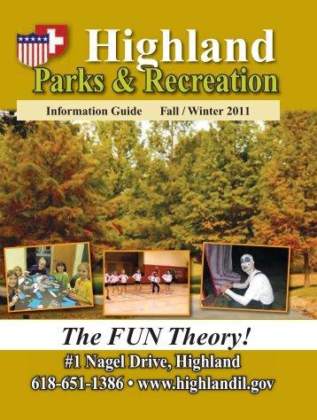 Parks & Recreation - Highland, IL