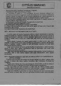 CITTÀ DI MARANO - Comune di Marano di Napoli - Page 2