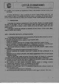 CITTÀ DI MARANO - Comune di Marano di Napoli - Page 5