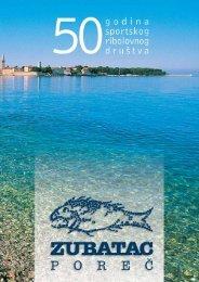 MONOGRAFIJA 50 godina ŠRD - ŠRD