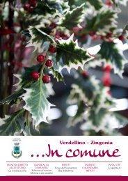 Dicembre - Comune di Verdellino