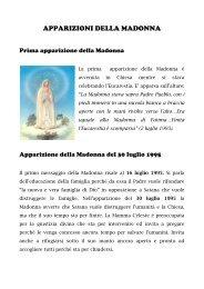 3. Civitavecchia,Messaggi,prima parte.pdf - Parrocchia San Michele ...