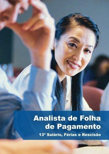 Analista de Folha de Pagamento - Employer Organização de ...