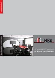 Business Produktkatalog for presentation solutions - VITEC ...