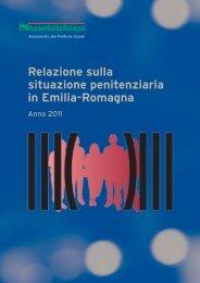 Relazione sulla situazione penitenziaria in Emilia-Romagna 2011