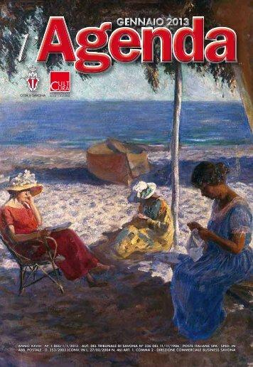 ANNO XXVIII - Nº 1 DELL'1/1/2013 - AUT. DEL ... - Eventi e Sagre