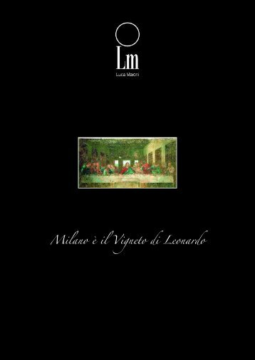 La Vigna di Leonardo - Luca Maroni