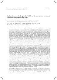 pdf 188KB - Museo Tridentino di Scienze Naturali