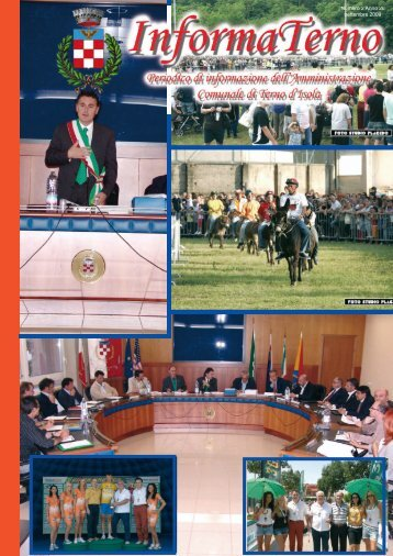 Numero 2 Anno 20 settembre 2009 - Comune di Terno d'Isola
