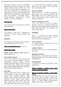 serendipity bar and bistro, 25 / 26 mill street, bideford, north devon ... - Page 3